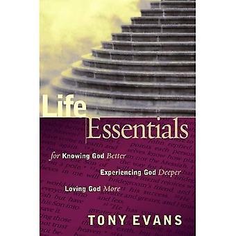 Better Life Essentials pour connaître Dieu, connaît Dieu plus profond, aimer Dieu plus