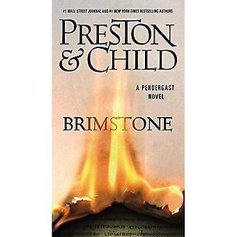 Brimstone (Agent Pendergast)