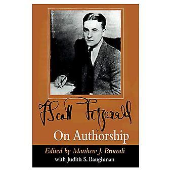 F. Scott Fitzgerald på författarskap