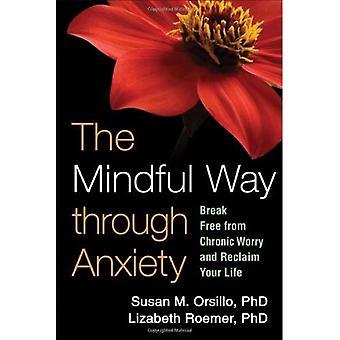La voie consciente par anxiété: Se libérer de toute inquiétude chronique et récupérer votre vie