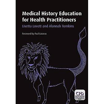 Historia clínica educación para profesionales de la salud