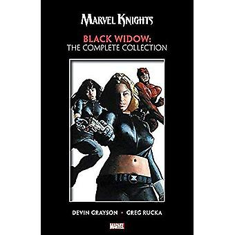 Marvel Knights: Black Widow� By Grayson & Rucka - The� Complete Collection
