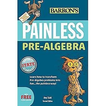 Painless Prealgebra (Barron's Painless Series)