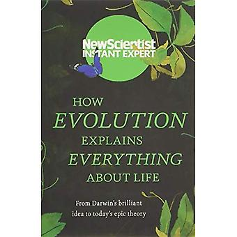 Evolution: Darwin and the Epic Story of Life on Earth (Instant Expert)