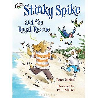 Stinkende Spike en de Royal Rescue