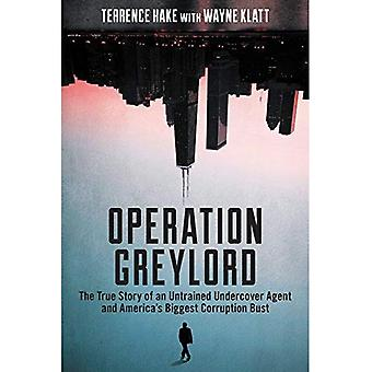 Operation Greylord: The True Story of an Untrained� Undercover Agent and America's Biggest Corruption� Bust