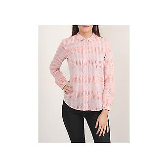 Maison Scotch Heart Stripe Shirt