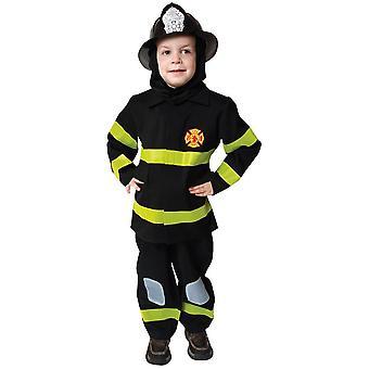 Brave Fire Fighter Child Costume