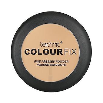 Technic Colour Fix Fine Pressed Powder ~ Sand