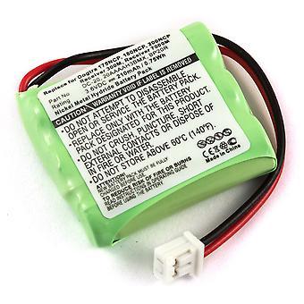 Batterij voor Dogtra EF-3000 175NCP Surestim M Plus BP20R Dog Collar ontvanger