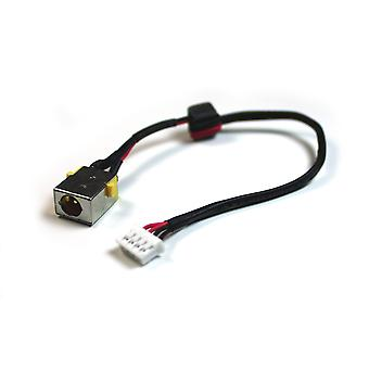 Acer Aspire V3-551G-10468G1TMakk Compatible Laptop DC Jack Socket With Cable