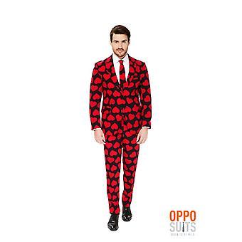 King of hearts heart suit Opposuit slimline Premium 3-piece EU SIZES