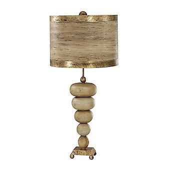 Elstead-1 lámpara de mesa ligera-FB/RETRO/TL