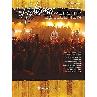 The Hillsong Worship Collection - Easy Piano - 9781458406507 Book