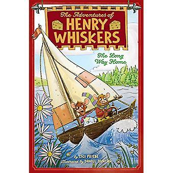 HENRY #2 Long Way Home by Gigi Priebe - 9781481465786 Book