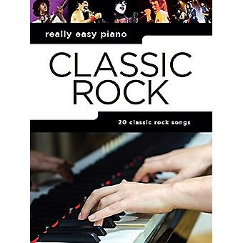 Really Easy Piano - Classic Rock - 9781785585128 Book