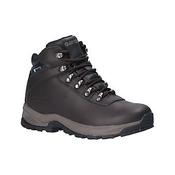 Hi-Tec Eurotrek Womens/Ladies Lite Waterproof Leather Walking Boots