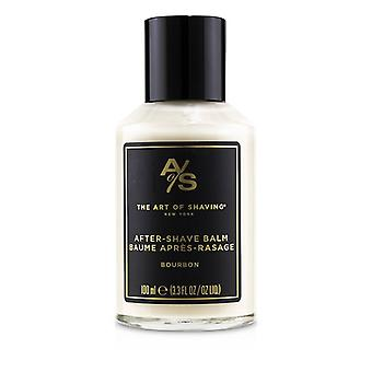 The Art Of Shaving After Shave Balm - Bourbon - 100ml/3.3oz