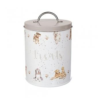 Wrendale Designs Biscuit Barrel Tin   Gifts From Handpicked