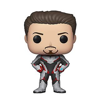 Funko POP Bobble: Avengers Endgame - Tony Stark