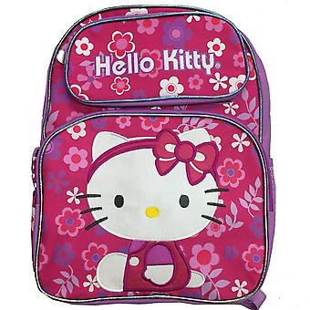 Backpack - Hello Kitty - Flower Shop Pink 16