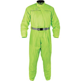 Oxford Fluorescent Rainseal Motorcycle Rain Suit