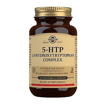 Solgar 5-HTP (5-hidroxitriptofano) Vegicaps 30 (1448)