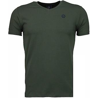 Basic Exclusive-T-Shirt-Army green