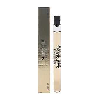 Sleek Suede by Yves Saint Laurent Eau De Parfum 0.11oz/3.5ml Splash New In Box