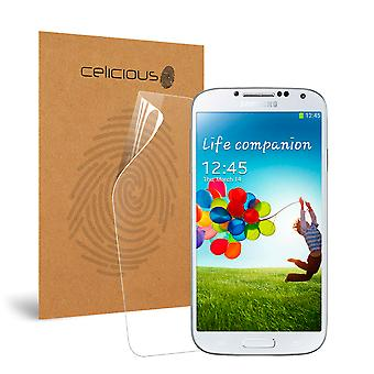 Celicious Impact Anti-Shock Shatterproof Screen Protector Film Compatible with Samsung Galaxy S4