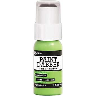 Ranger Paint Dabbers-Electric Lime RAD-43744