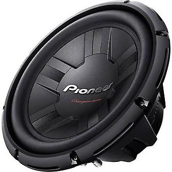 Car subwoofer enclosure 1400 W Pioneer TS-W311D4 4 Ω