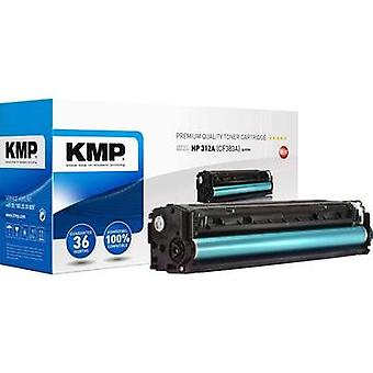 KMP Toner cartridge replaced HP 312A, CF383A Compatible Magenta