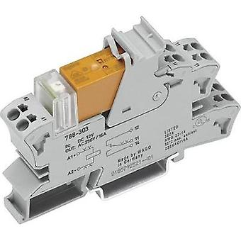 Relay component 1 pc(s) WAGO 788-312 Nominal voltage: 24 Vdc