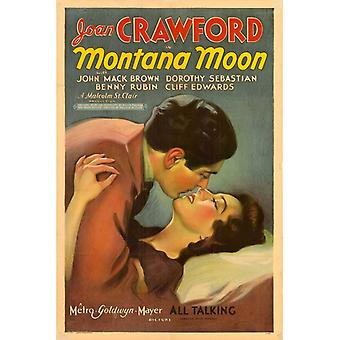 Montana Moon Movie Poster (11 x 17)