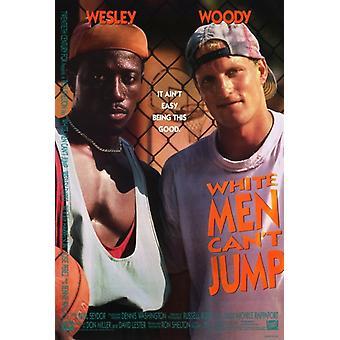 Weiße Männer können nicht springen, Movie Poster drucken (27 x 40)