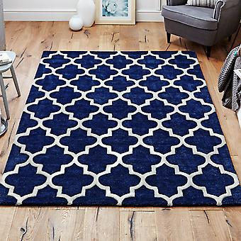 Arabesque Rug In Blue