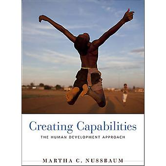 Creating Capabilities 9780674072350 by Martha C. Nussbaum