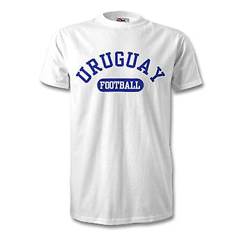 T-Shirt Football Uruguay