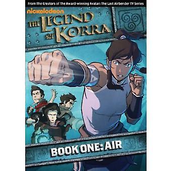 Legend of Korra: Book One: Air [DVD] USA import