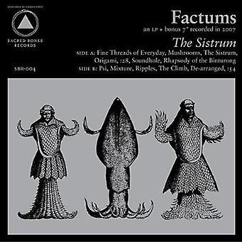 Factums - Sistrum [Vinyl] USA importerer