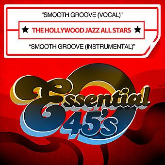 Hollywood Jazz All Stars - Smooth Groove USA import