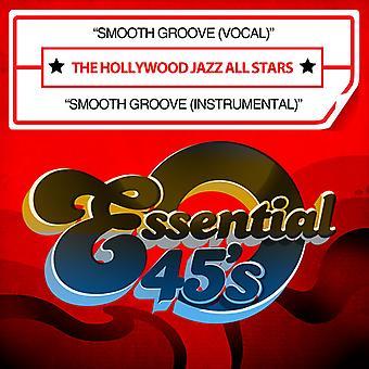 Hollywood Jazz All Stars - gładki rowek USA import