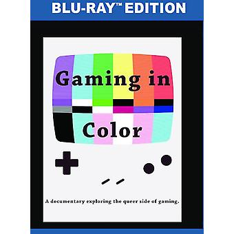 Gaming i farve [Blu-ray] USA import