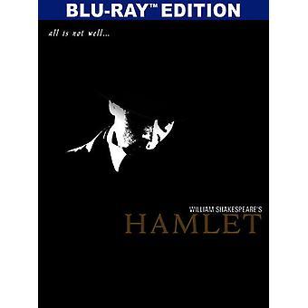 Hamlet [Blu-ray] USA import