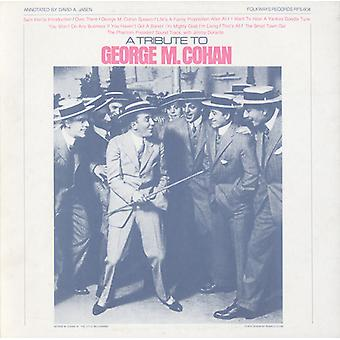 Tribute to George M. Cohan - Tribute to George M. Cohan [CD] USA import
