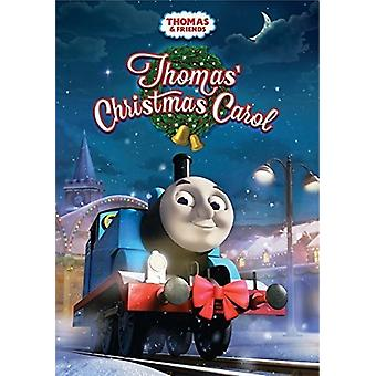 Thomas & Friends: Thomas Christmas Carol [DVD] USA import