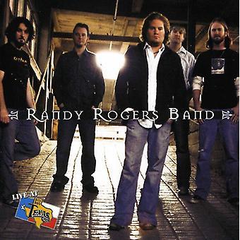 Randy Rogers - Live på Billy Bob's Texas [CD] USA import