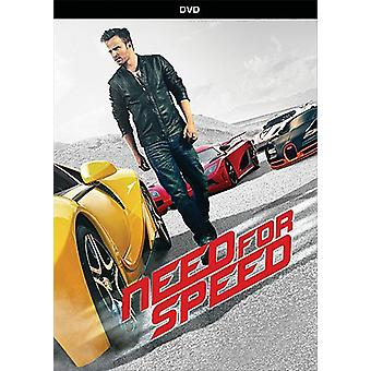 Need for Speed [DVD] USA import