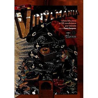 Vinylmania [DVD] USA importerer